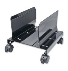 Stand ATX Case with Adjustable Width and 4 Caster Wheels |