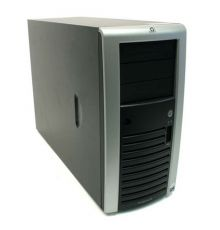 Server HPE ProLiant ML150 Gen3/ Xeon E5310 1.6 GHz/ 8 GB Ram/