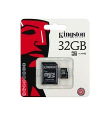 SD Карта памяти Kingston MicroSD card 32GB- 45