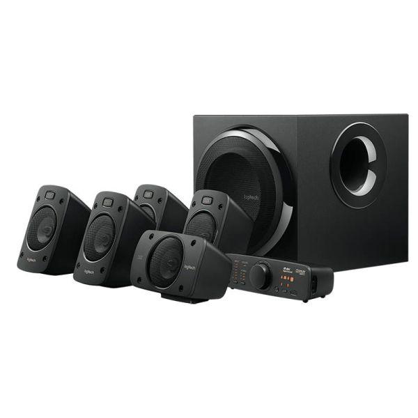 Speaker System 5.1 Logitech Z906 | armenius.com.cy