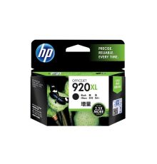 HP 920XL Black Officejet Ink Cartridge|armenius.com.cy