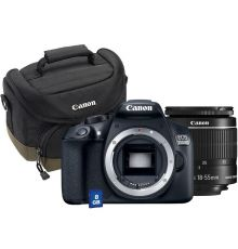 Digital Cameras Canon EOS-1300D 18-55 IS, 100EG Bag, 8GB SD