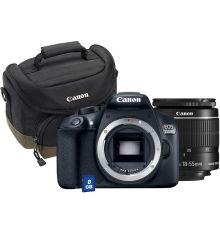 Digital Camera Canon EOS-1300D + 18-55 IS + 100EG BAG + 8GB SD | armenius.com.cy