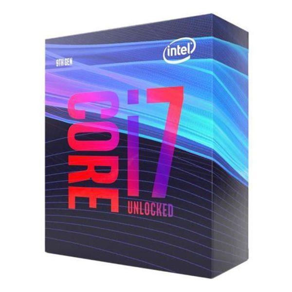 Processor (CPU) Intel Core i7-9700K, up to 4.90